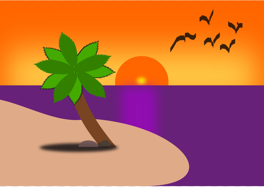 Beach Background png download - 900*637 - Free Transparent