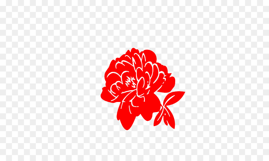 Papercutting chinese paper cutting moutan peony peony red paper papercutting chinese paper cutting moutan peony peony red paper cut window grilles mightylinksfo