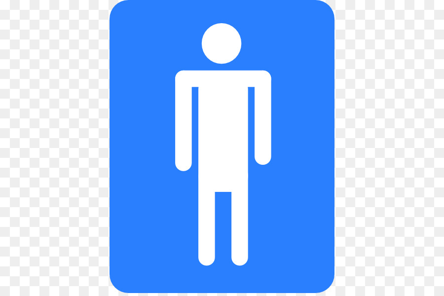 Bathroom Male Public Toilet Clip Art Mens Bathroom Sign Png - Male bathroom sign