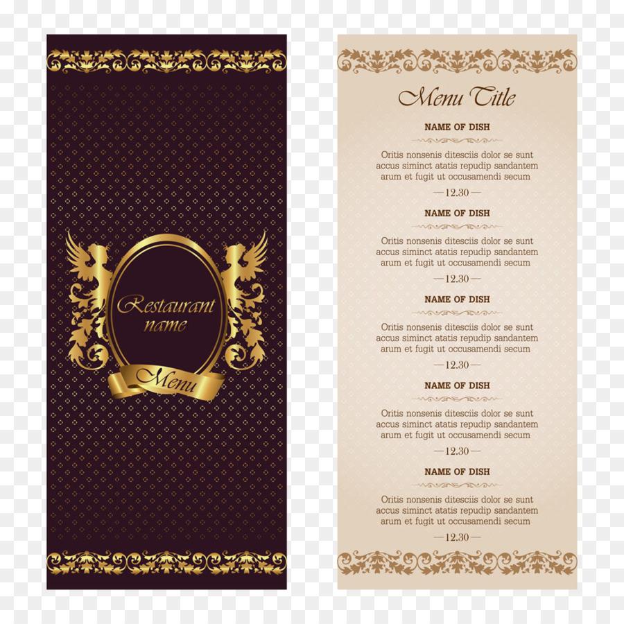 Cafe menu restaurant vector menu png download 10001000 free cafe menu restaurant vector menu stopboris Images