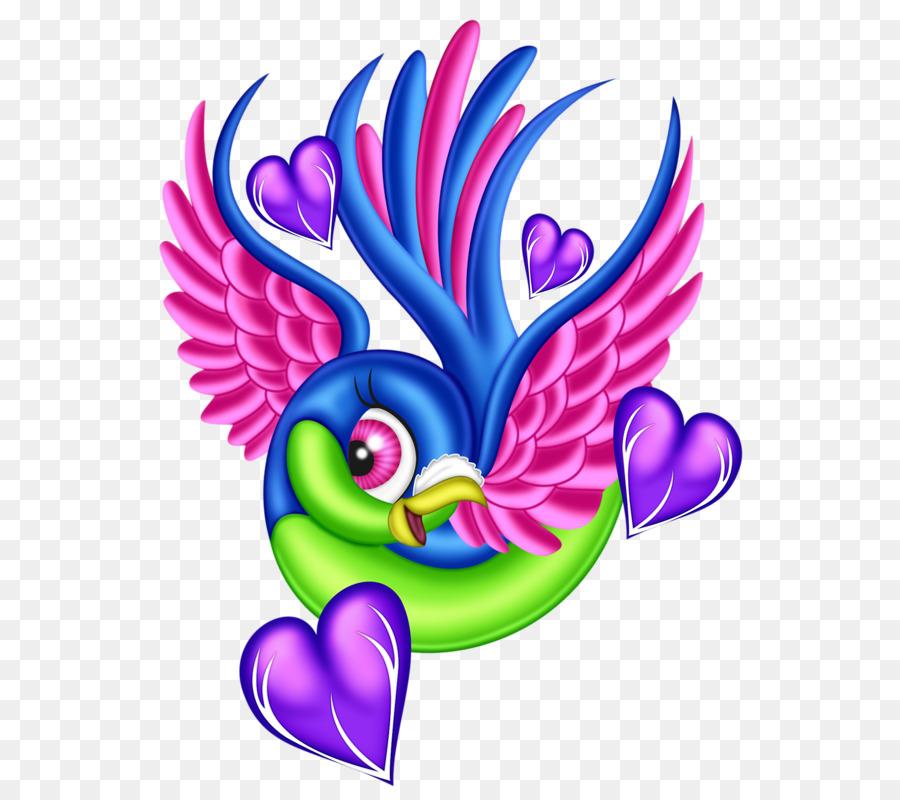 Gambar Burung Lovebird Kartun Clip Art Merak Unduh Kupu Gambar Love