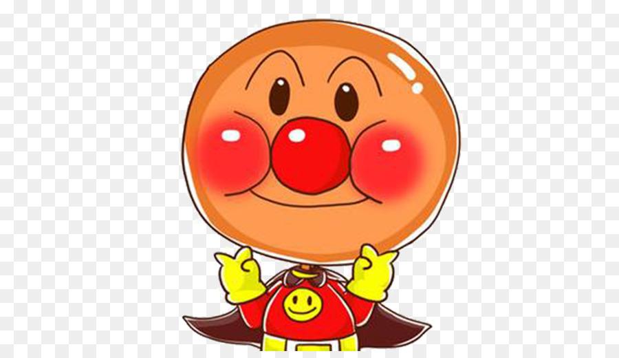 Anpanman Cartoon Child Cartoon Bread Superman Png Download 510