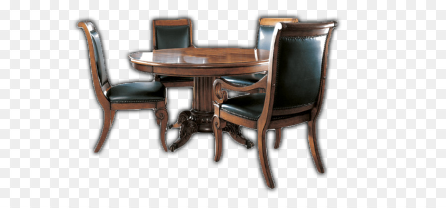 Table Dining room Chair Furniture - Coffee table set png download ...