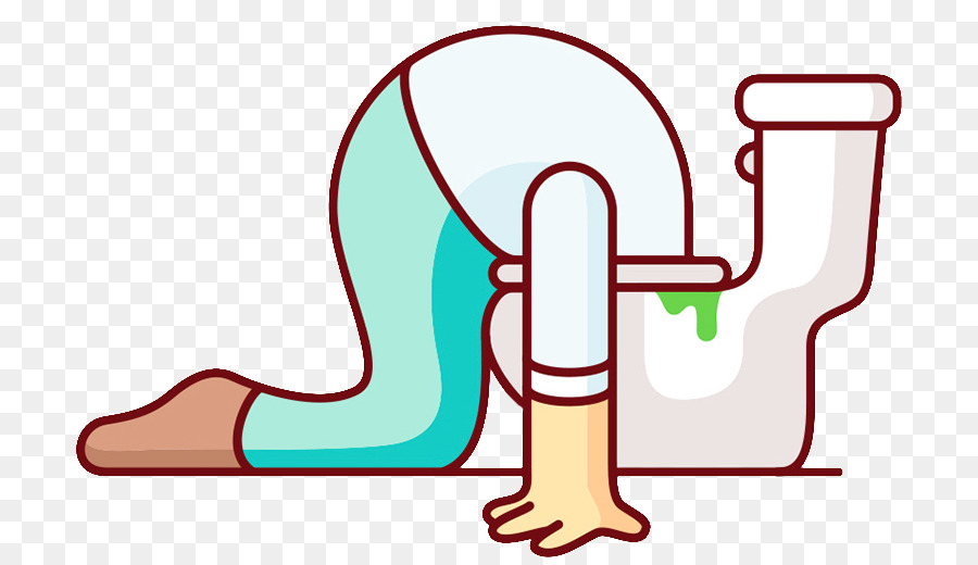 Head The Download 514 762 Illustration Download Alcohol - Cartoon Free Png Intoxication Who Transparent Into Toilet