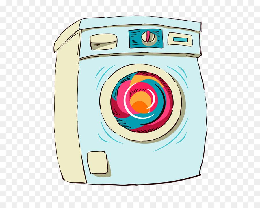 Washing Machine Drawing ~ Cleaning drawing cartoon washing machine png download