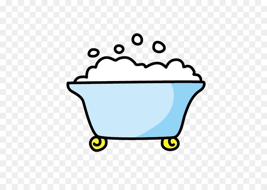 Badewanne Cartoon Clip Art Cartoon Niedlichen Badewanne Png