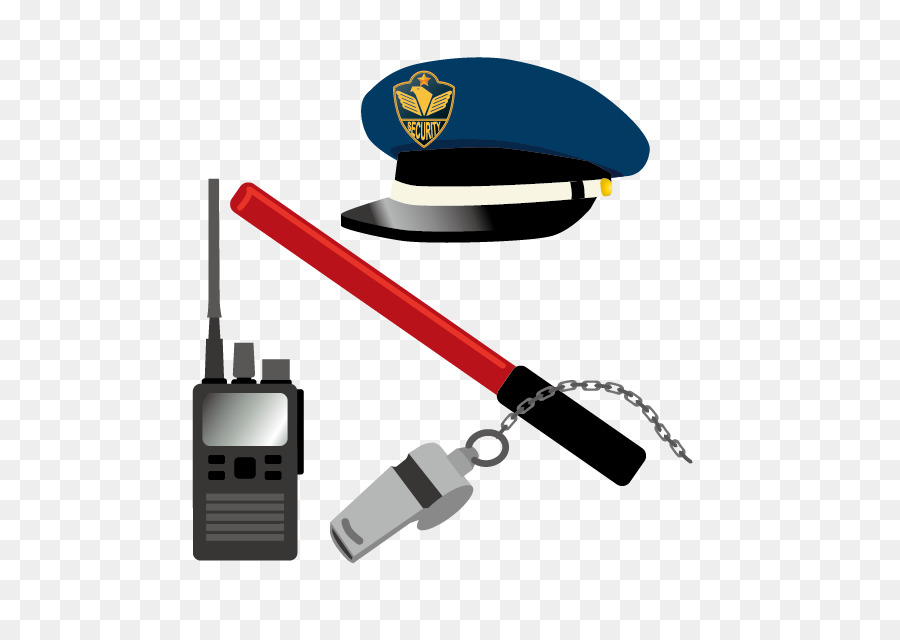 Police Officer Cartoon Security Cartoon Police Equipment Png