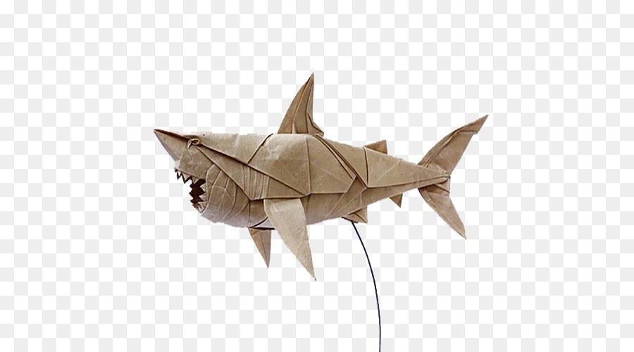 Great White Shark Paper INCREDIBLE ORIGAMI