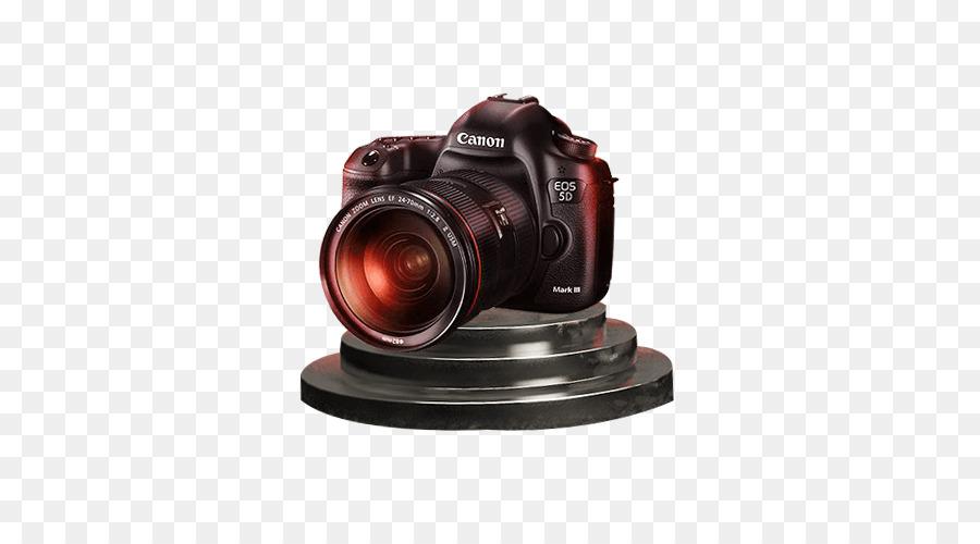 Canon EOS 5D Mark III Canon EOS 6D Digital SLR Camera lens - SLR ...