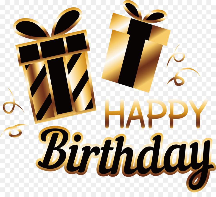 Birthday Cake Cupcake Happy Birthday To You Golden Birthday Gift