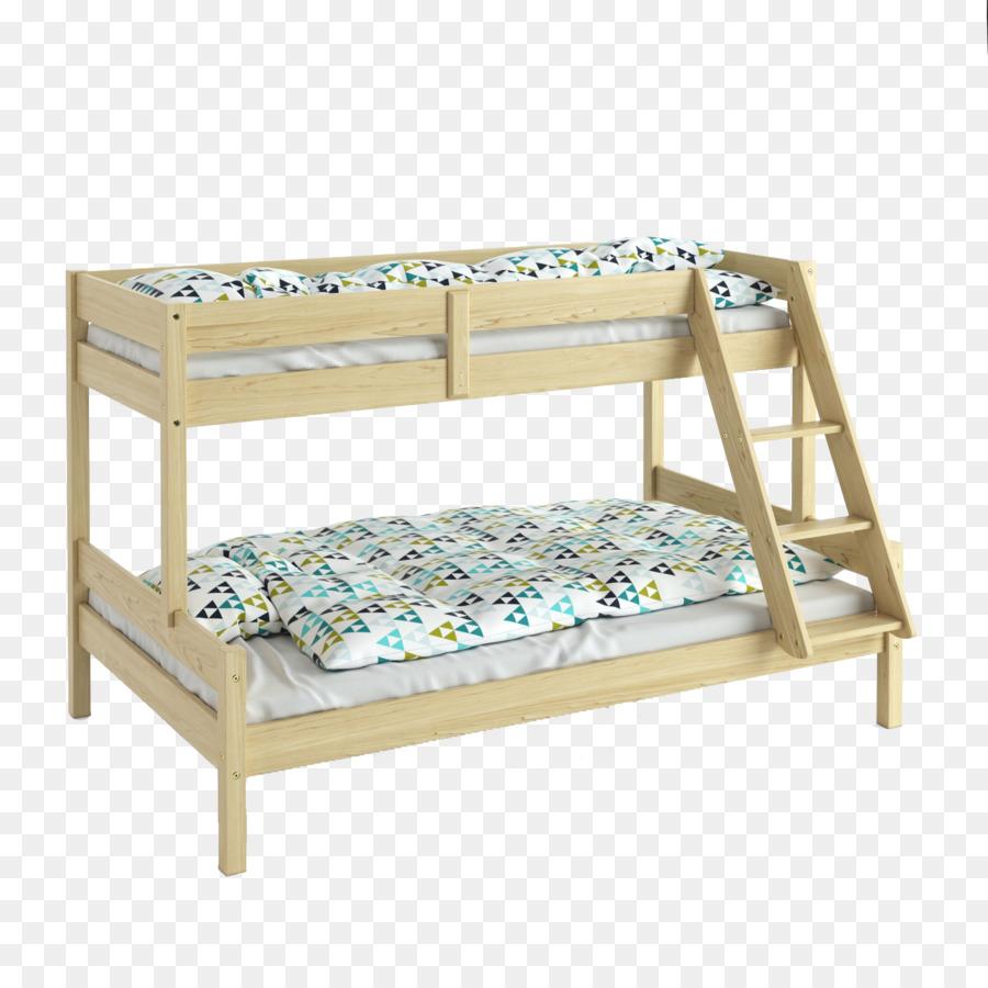 Bed frame Bunk bed JYSK - Simple log bed png download - 1400*1400 ...