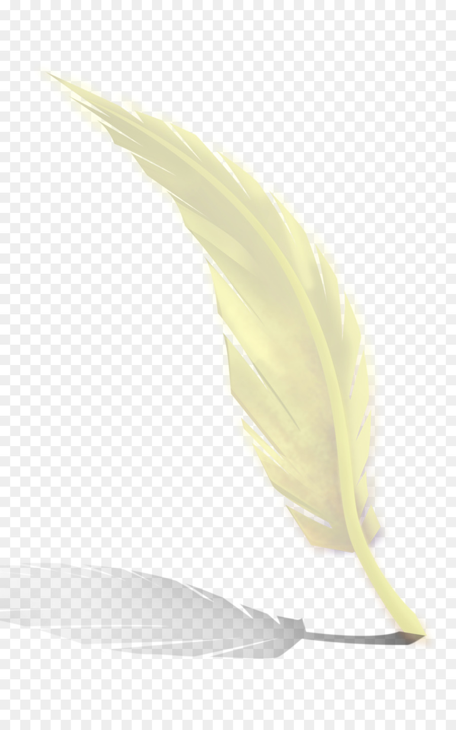 Yellow feather material white feathers png download 10001600 yellow feather material white feathers mightylinksfo