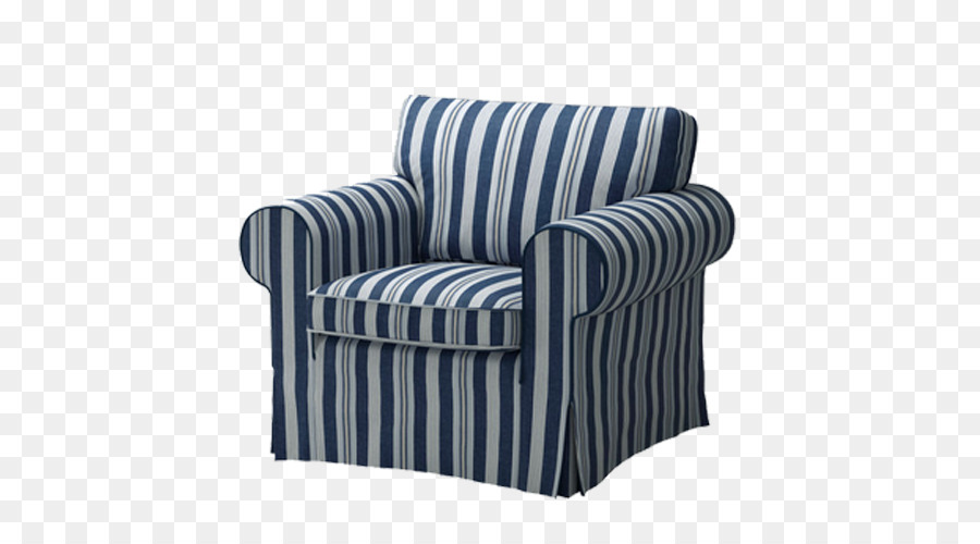 Chair Slipcover Couch Living Room Sofa Bed   Striped Armchair IKEA