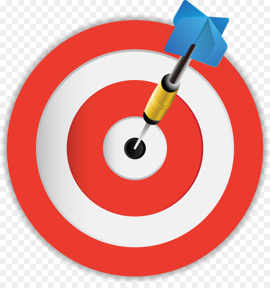 New York City Darts Infographic Red Simple Dart Target Png
