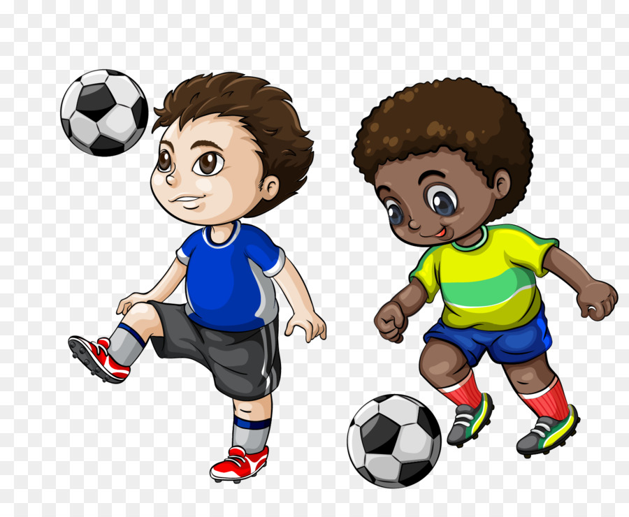 football player cartoon royalty free football png download 1560