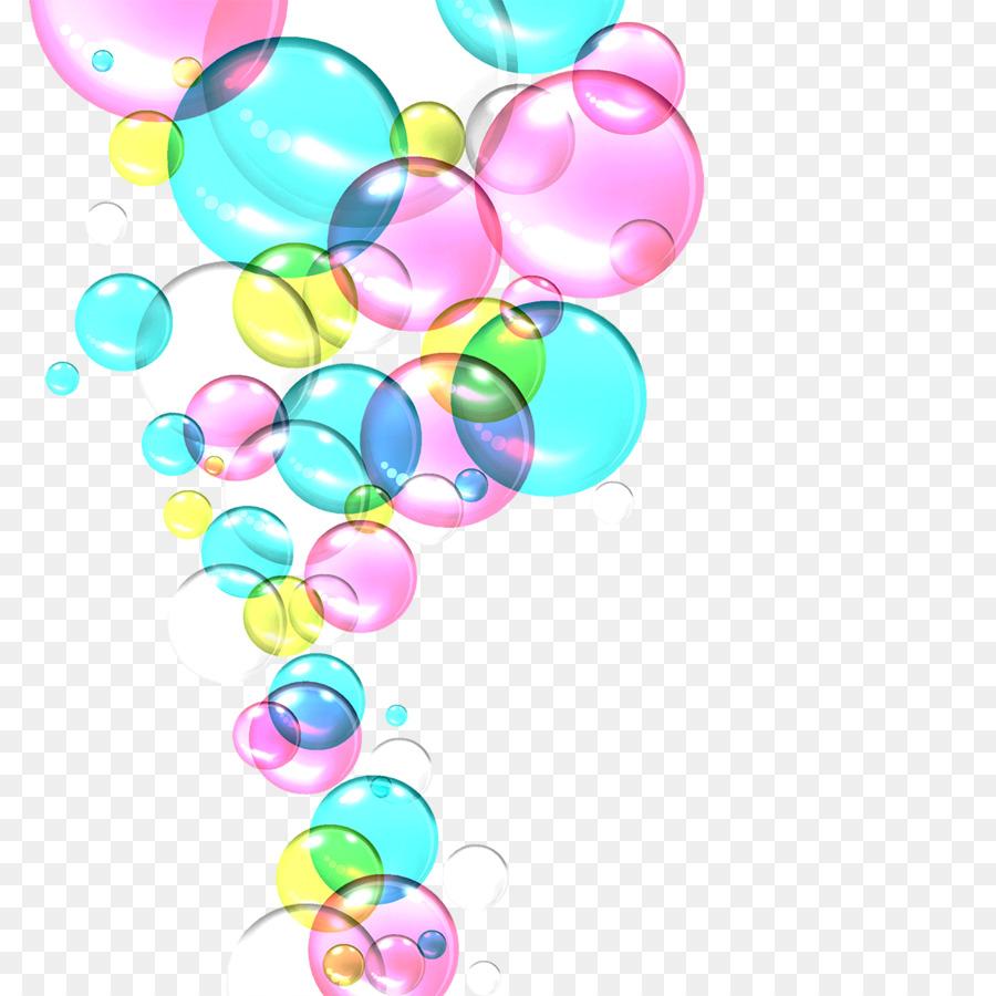 bubble drop colorful bubbles png download 13001300