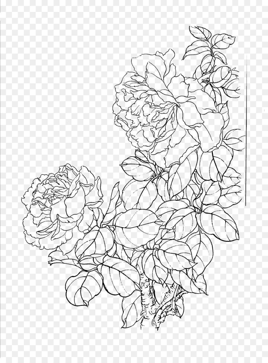 Drawing rosa chinensis gongbi moutan peony flower artwork png drawing rosa chinensis gongbi moutan peony flower artwork mightylinksfo