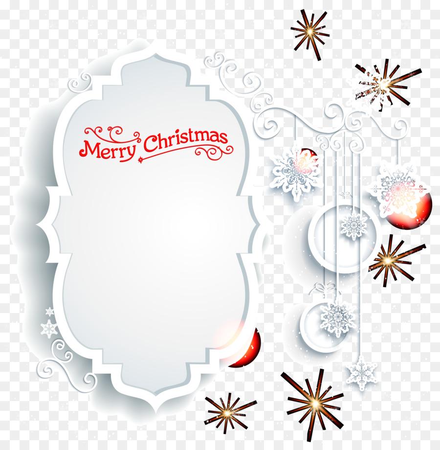 Weihnachten Download Spiegel Vektor Material Png Herunterladen
