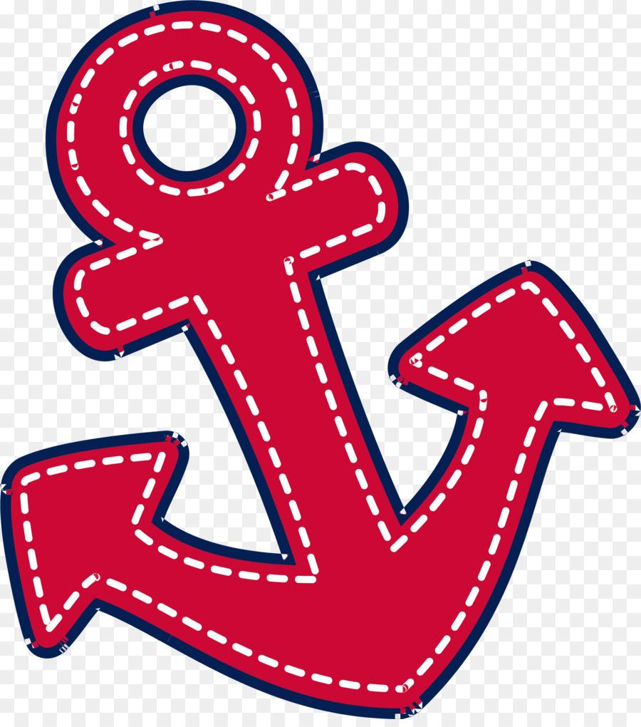 Anchor Euclidean Vector Watercraft Vector Red Anchor Png