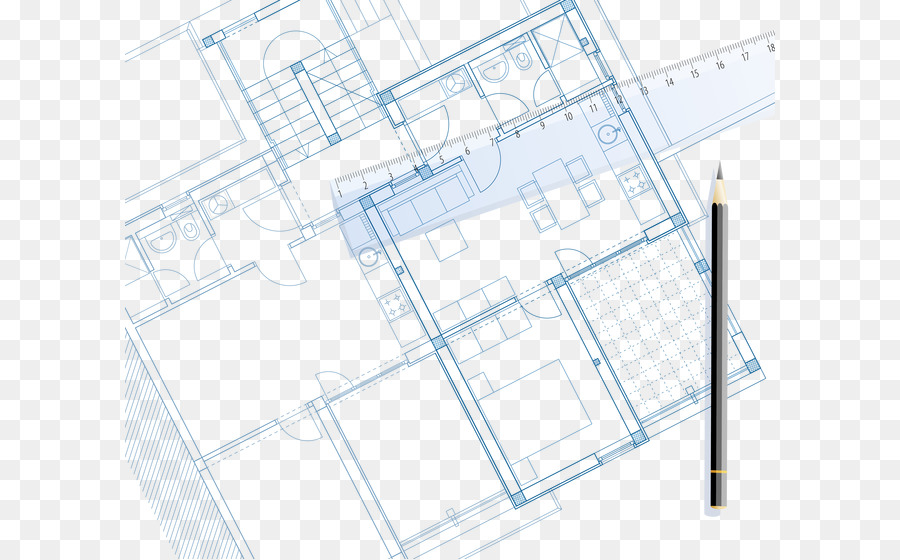 The Blueprint Architecture   Building Layout