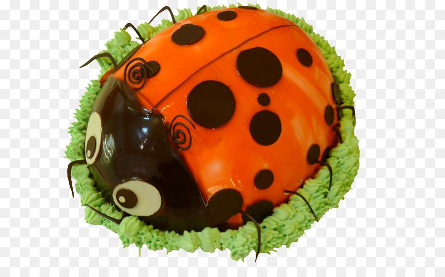 99luckyu4e50u53efu5546u57ce Birthday Cake Cream Milk Ladybug Png