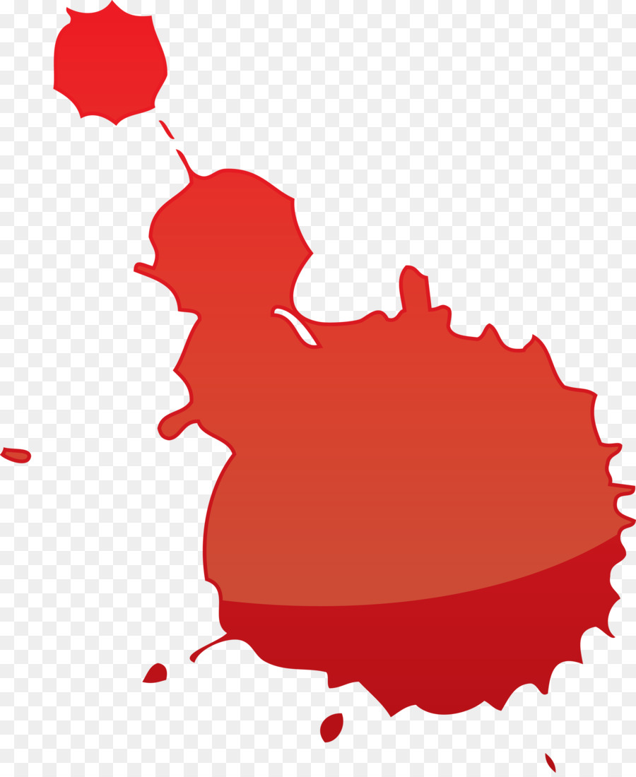 Blood Euclidean Vector Drawing Red Cartoon Blood Png Download