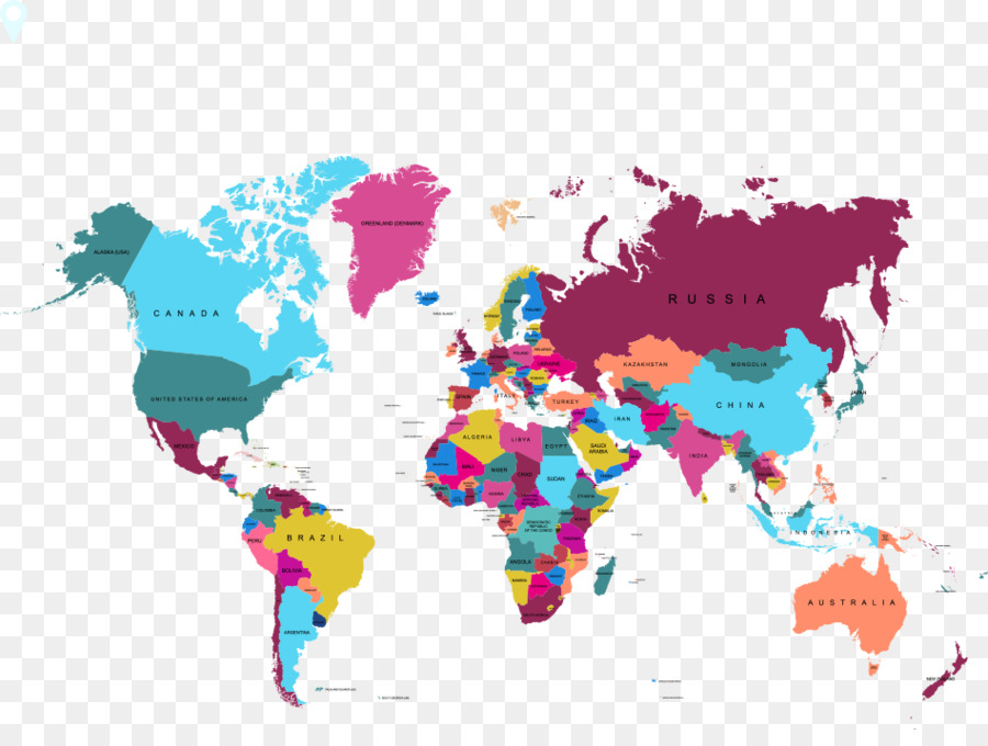 World map globe vector color map png download 949701 free world map globe vector color map gumiabroncs Choice Image