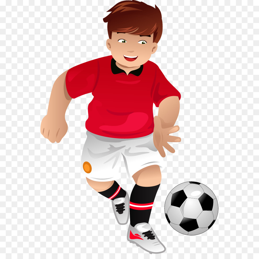football player drawing vector cartoon football player png