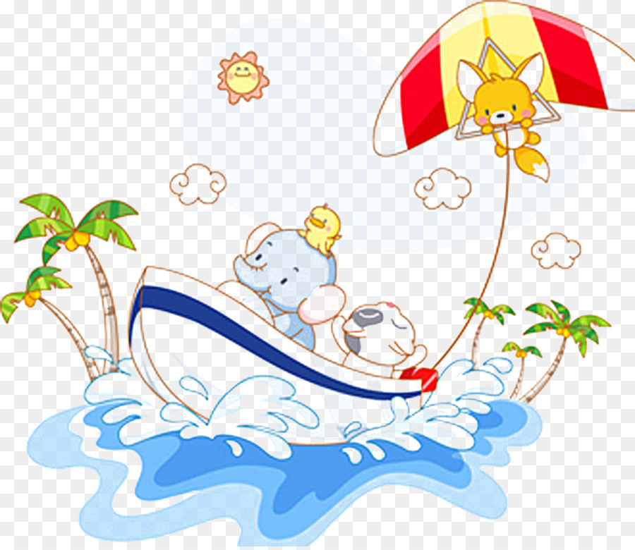 Happy Birthday To You Blessing Wish Clip Art Offshore Boat Png