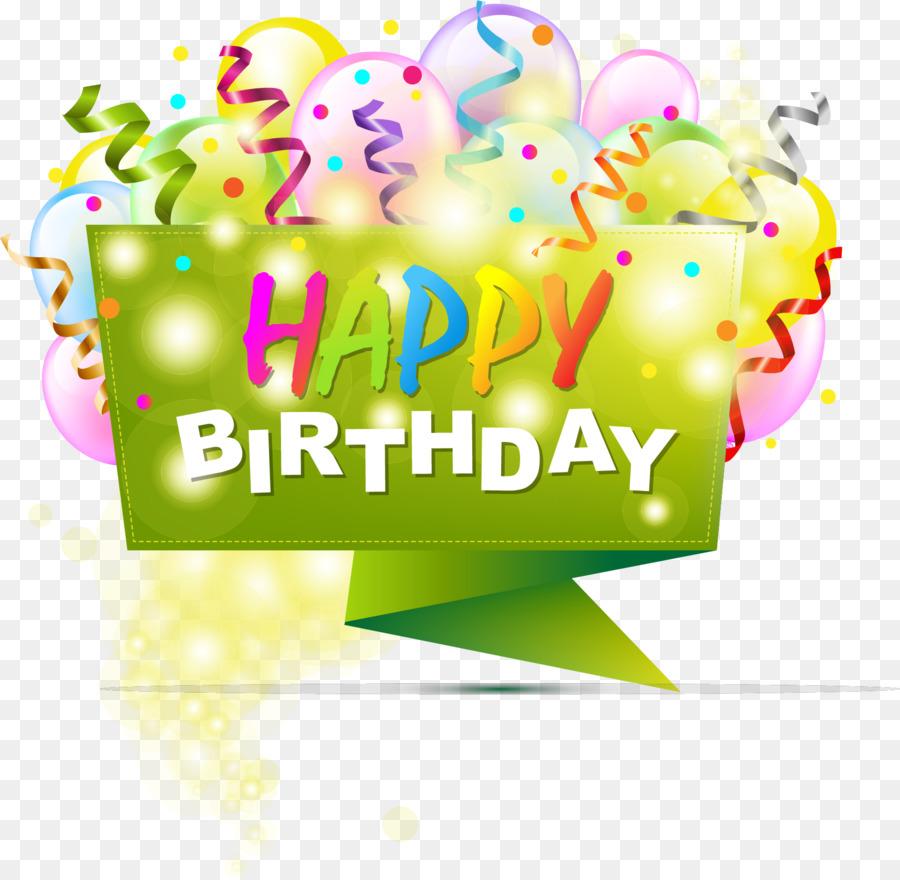 Birthday Stock Photography Greeting Card Clip Art Dream Green