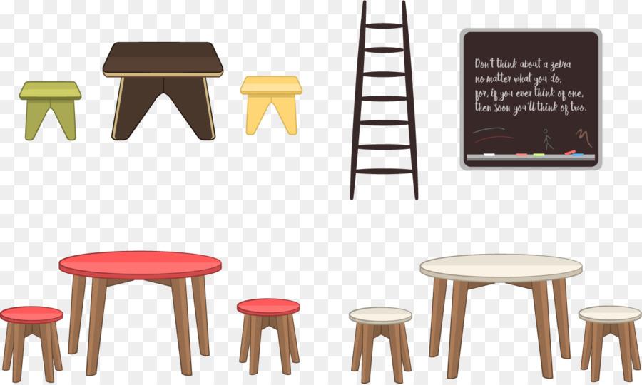 Tabla De Los Muebles De La Sala De Guardería Infantil - La tabla de ...