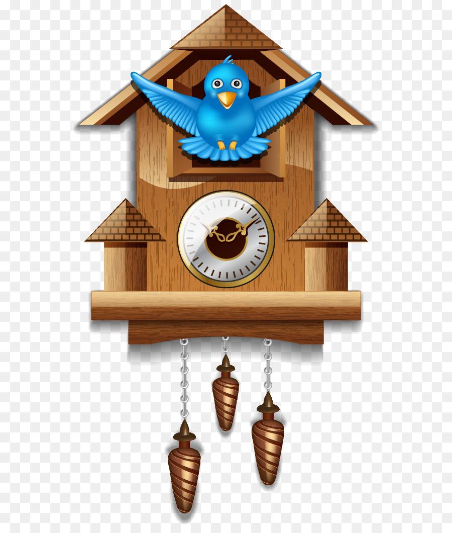 Umum Cuckoo Clock Clip Art Jam Kayu Unduh Dekorasi