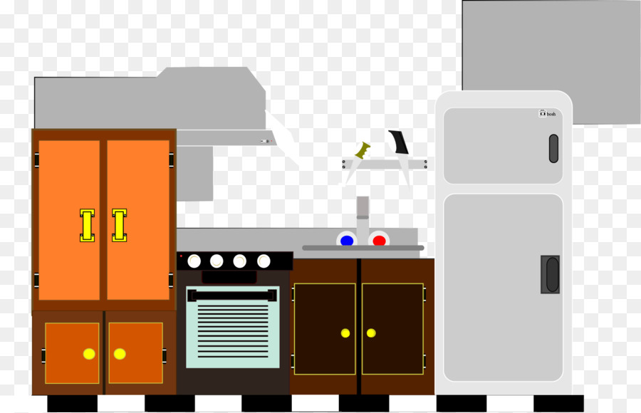 Vector Kitchen Png Download 1487 956 Free Transparent Kitchen