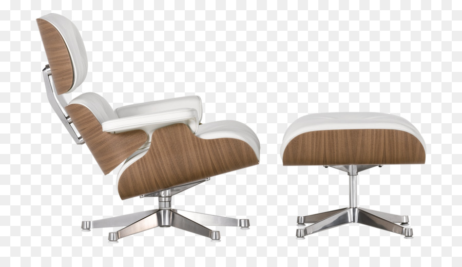 Eames Lounge Chair, Charles And Ray Eames, Chair, Angle, Comfort PNG