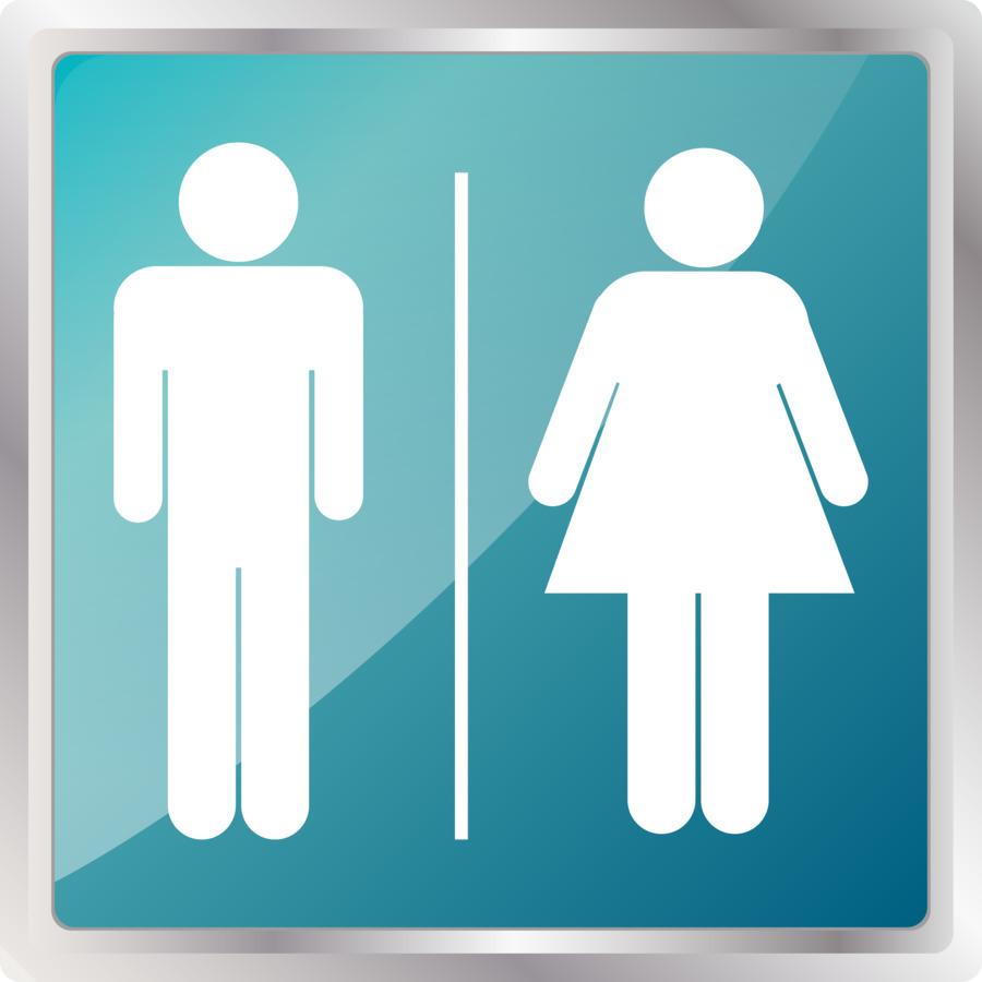 United States Bathroom Transgender Woman - Vector creative design ...