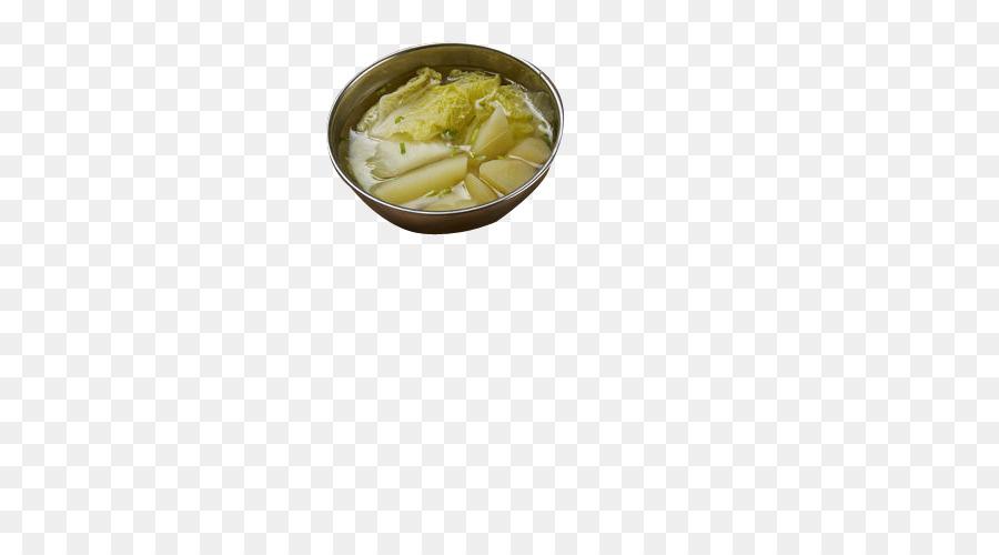 Soupe vietnamienne au bœuf pho avec citron vert et choux.