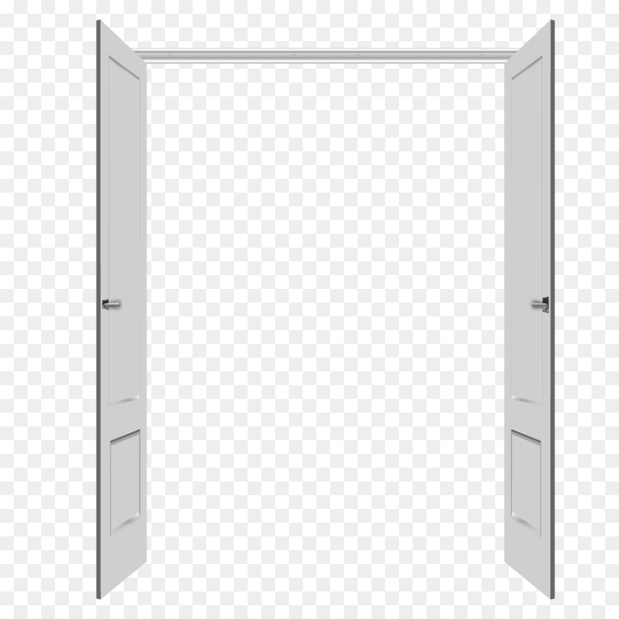 open double doors. White Black Pattern - Double Door Vector Open Doors