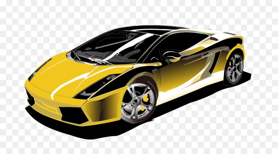 Sports Car Lamborghini Gallardo Vector Motors Corporation Luxury
