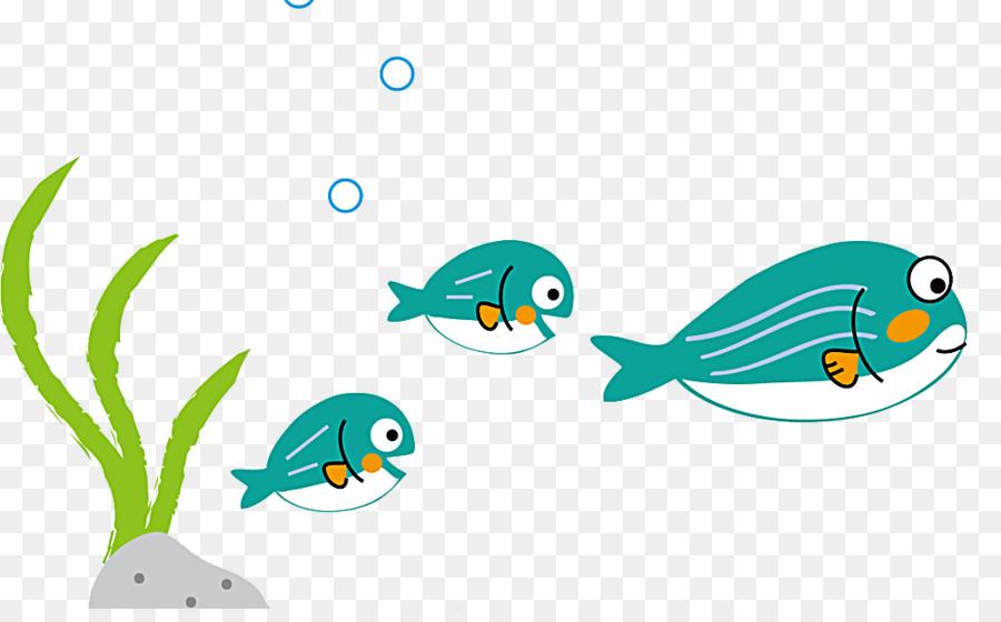 RGB color model Gratis Clip art - Fish swimming in water png ...