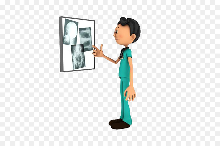 X Ray Cartoon Radiology Clip Art Doctor Of The Doctor Png Download