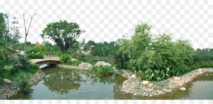 Pond garden landscape architecture landscape design for Garden pond design software free download