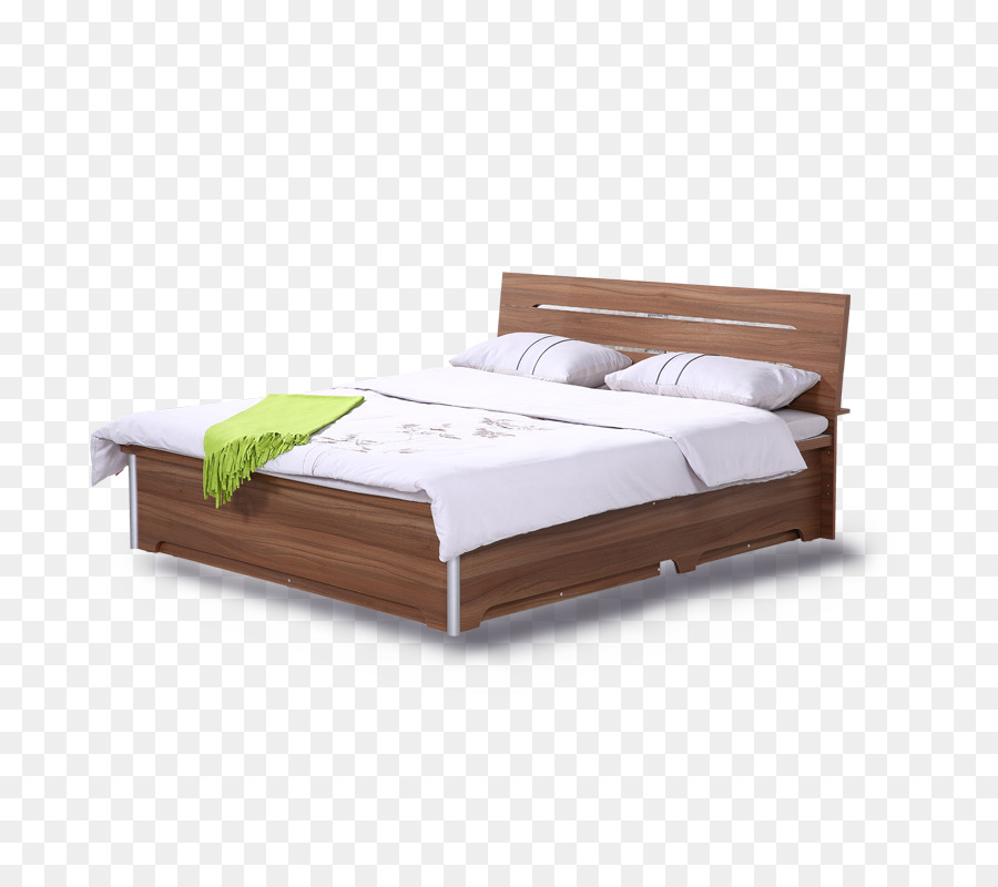 Marco de la cama de los muebles del Dormitorio - De estilo nórdico ...