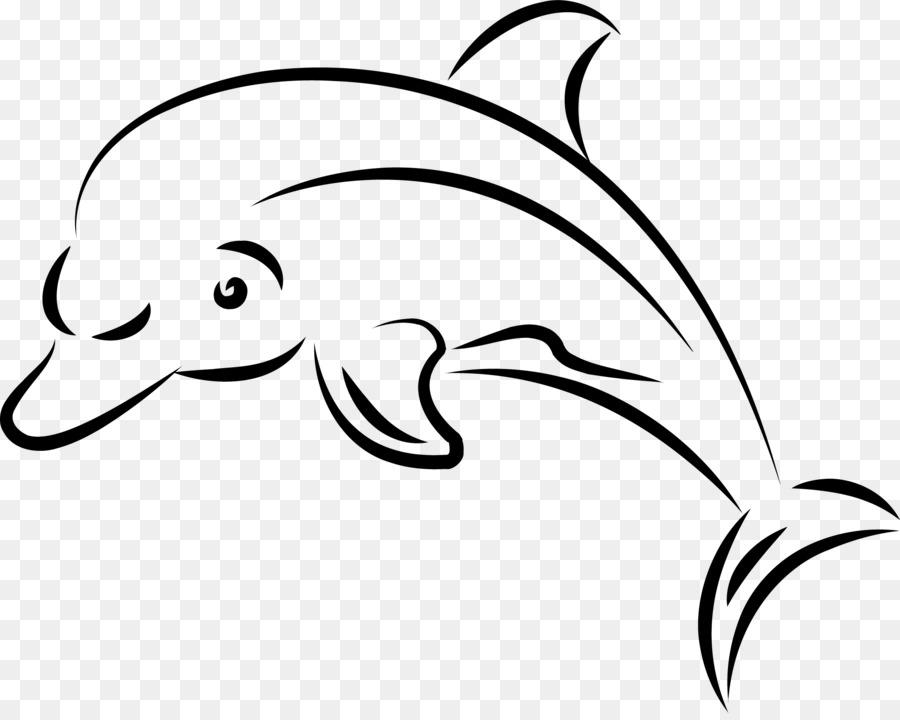 desenho de golfinho silhueta clip art golfinhos linha