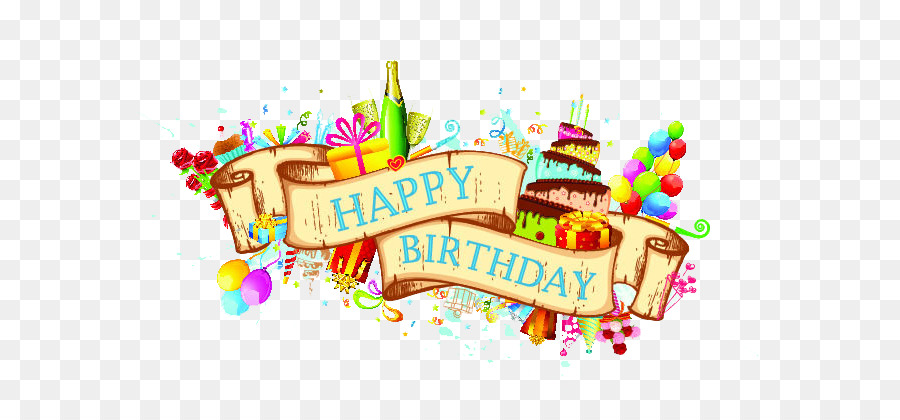Birthday Cake Wedding Invitation Greeting Card Happy Birthday