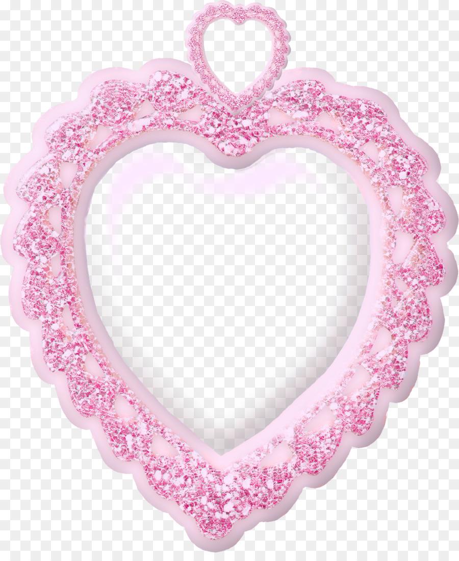 Bokmxe4rke Picture frame Clip art - Pretty Pink Heart Frame png ...