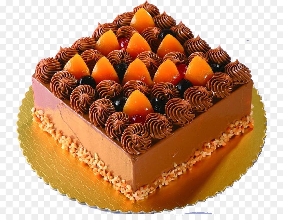 Eis Dobos Torte Schokoladen Truffel Kuchen Mit Schokolade