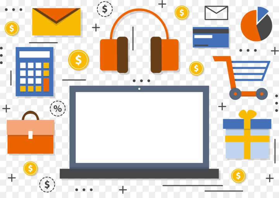 Internet Vektor Surat Headphone Unduh Ikon Komputer