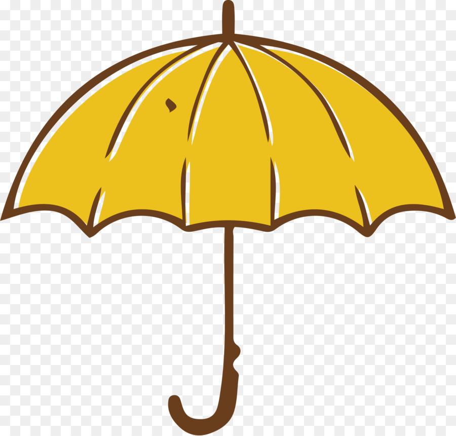 Sonnenschirm clipart gratis  Regenschirm Gelb Clip-art - Yellow umbrella png herunterladen - 2998 ...
