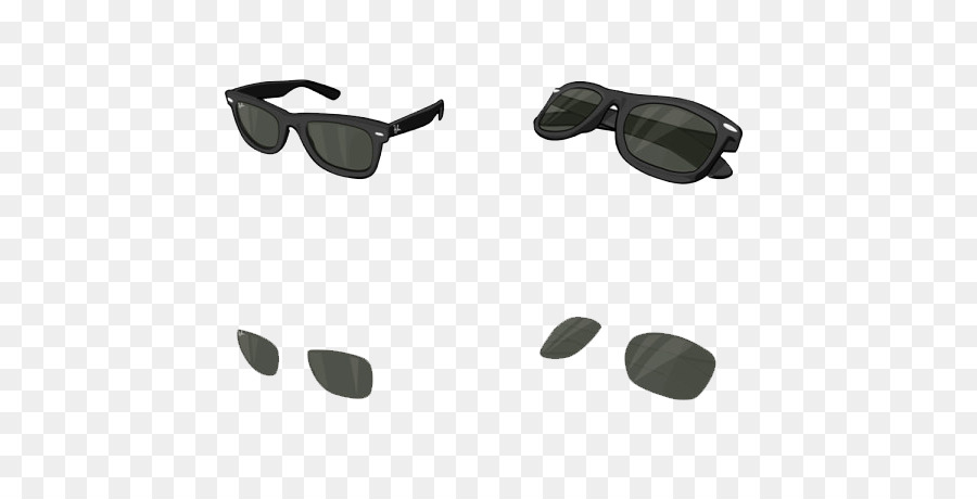 de2ea599cf Sunglasses Ray-Ban Icon - Old sunglasses png download - 600 450 - Free  Transparent Glasses png Download.