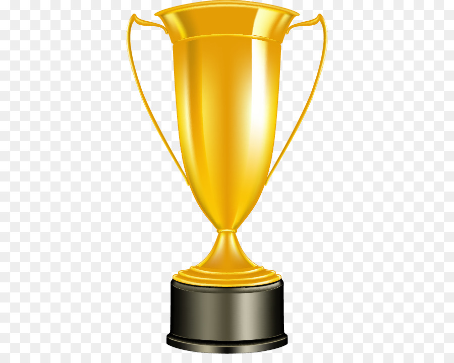 Gold Royalty Free Trophy Clip Art